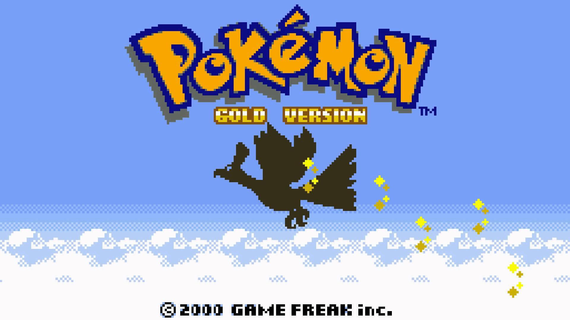 Pokémon Oro per Android Gioca di nuovo! 1