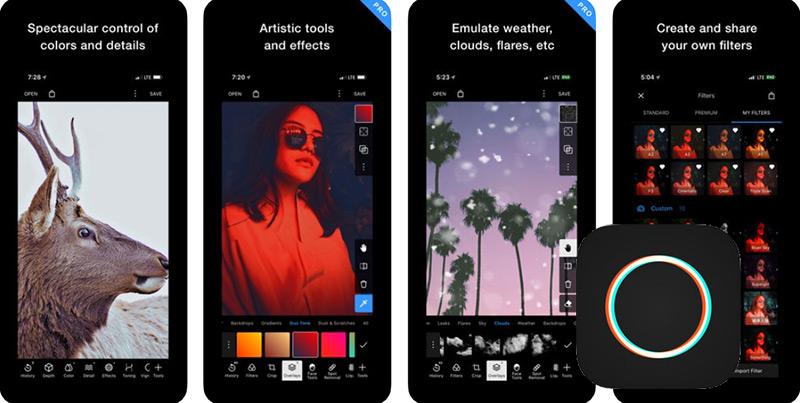 Quali sono i migliori effetti e filtri per le foto gratuite per un risultato perfetto e professionale? Elenco 2019 31