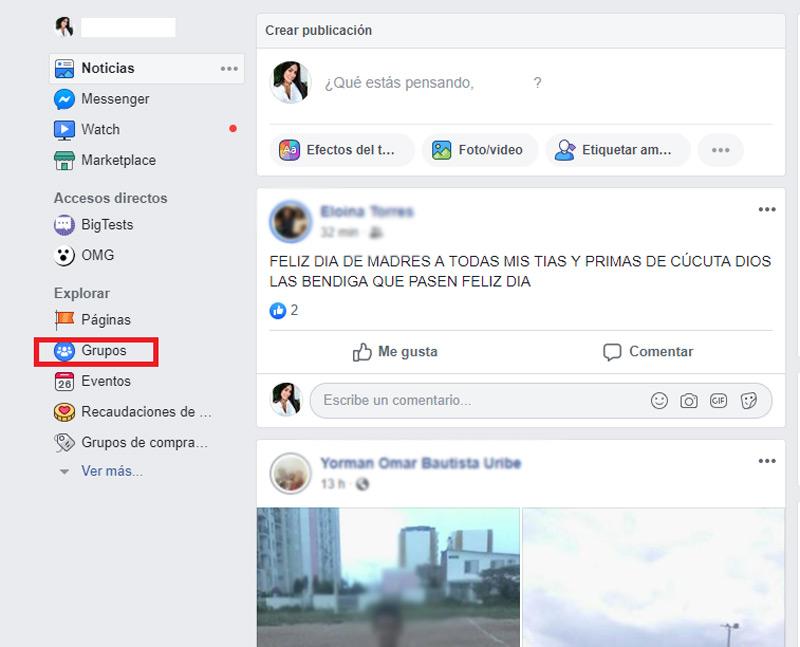 Come cercare nuovi e vecchi amici su Facebook? Guida passo passo 4