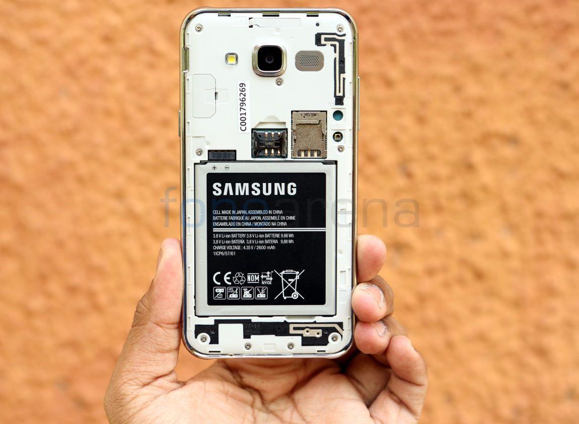 Perché NON caricare la batteria del Samsung Galaxy J5? 1