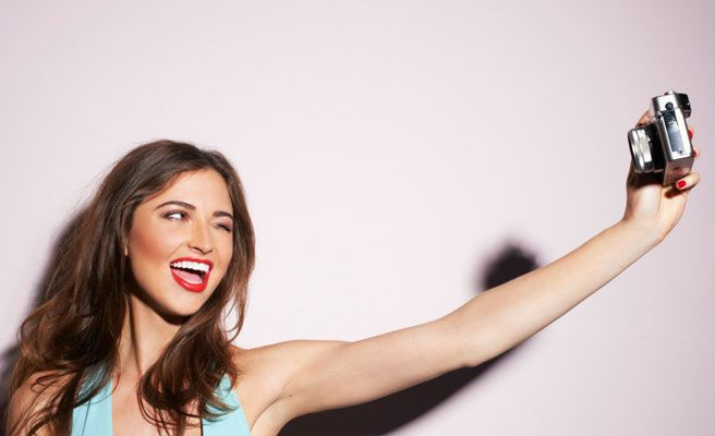 Perché divento più brutto nei selfie che nelle foto normali? 1