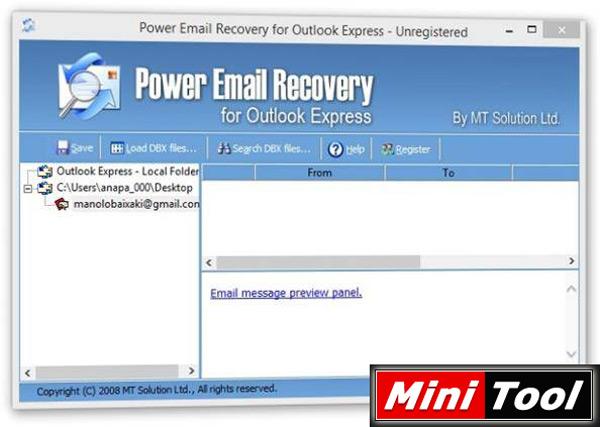 Come recuperare e-mail cancellate a lungo nel tuo account Yahoo Mail? Guida passo passo 8