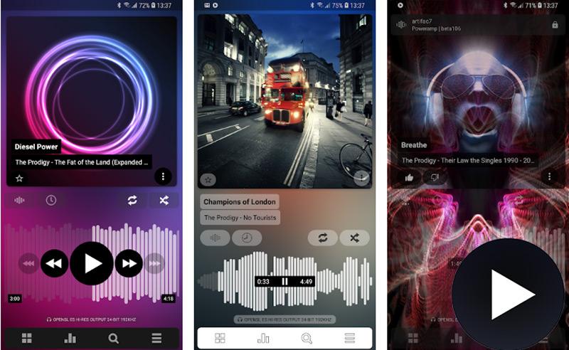 Quali sono i migliori lettori di musica gratuiti senza pubblicità per Android? Elenco 2019 6