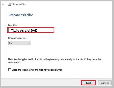 Come masterizzare un DVD con film o video su Windows o Mac? Guida passo passo 3