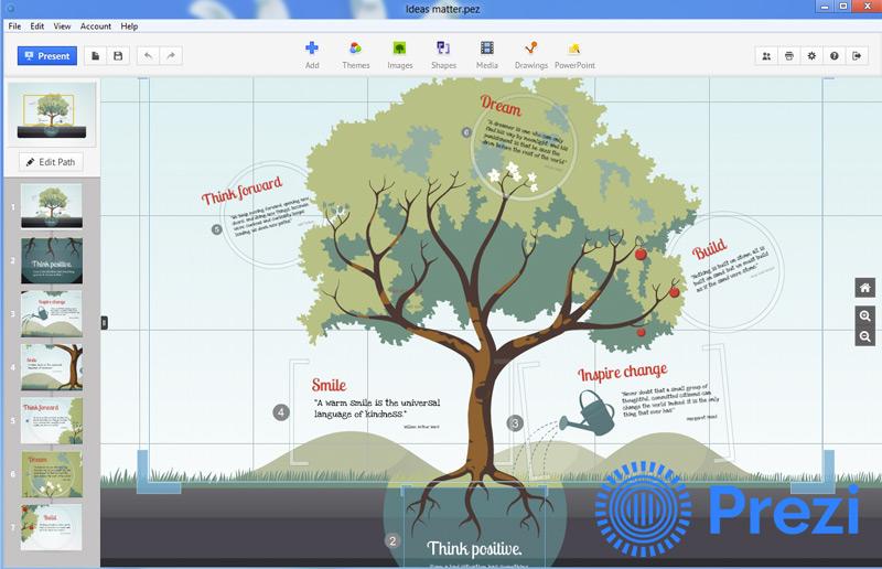 Quali sono le migliori alternative a PowerPoint per creare presentazioni gratuite? Elenco 2019 3