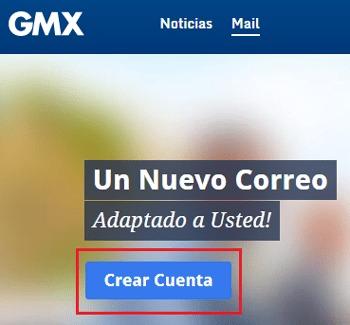 Come creare un account di posta elettronica GMX Mail gratuito? Guida passo passo 1