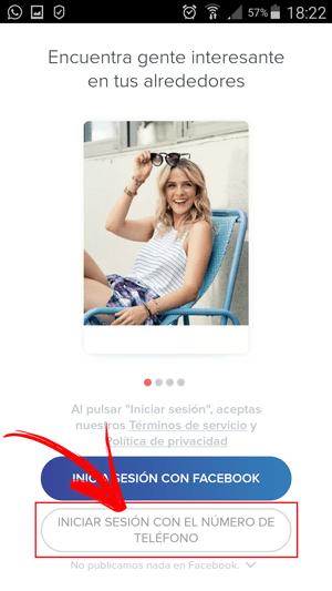 Come creare un account in Tinder gratuitamente in spagnolo facile e veloce? Guida passo passo 7