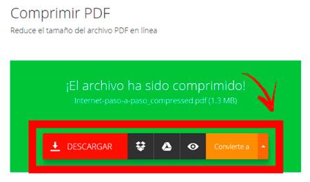 Come comprimere un file PDF senza usare programmi? Guida passo passo 14