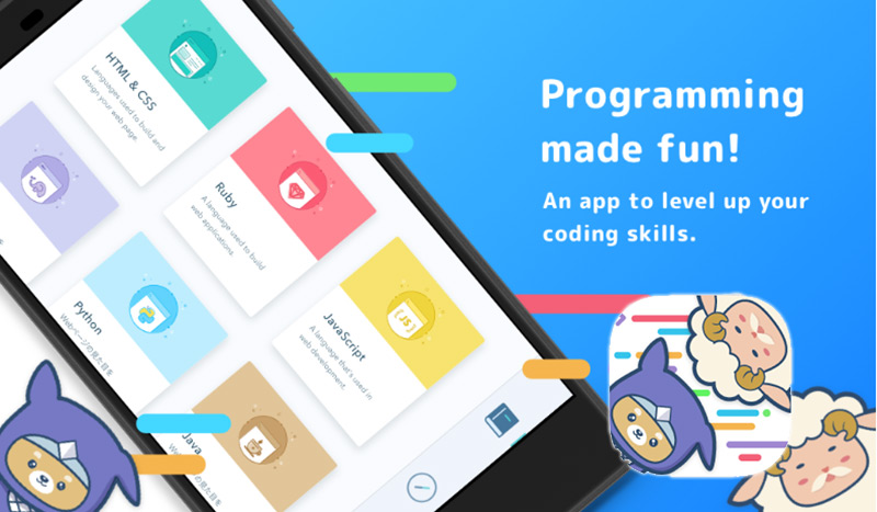 Quali sono le migliori applicazioni da imparare a programmare dal tuo cellulare? Elenco 2019 10