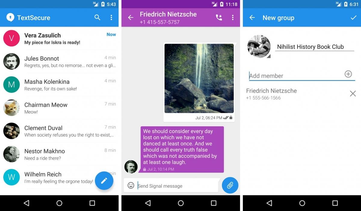 Come proteggere messaggi e chiamate su Android? 1