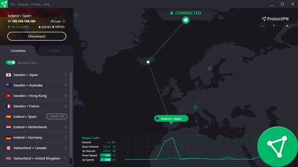 Quali sono le migliori VPN per gli Stati Uniti per navigare con maggiore privacy? Elenco 2019 4