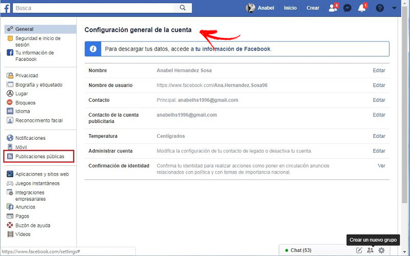 Come scollegare l'account Twitter di Facebook? Guida passo passo 1