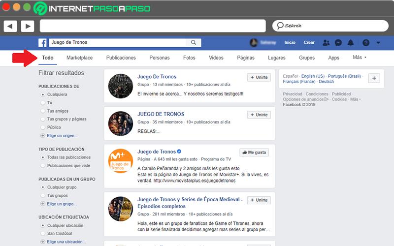 Trucchi per Facebook: diventa un esperto con questi suggerimenti e consigli segreti - Elenco 2019 8