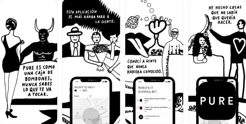 Quali sono le migliori applicazioni per flirtare dal tuo telefono Android o iPhone? Elenco 2019 19