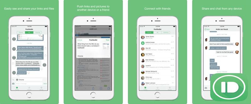 Quali sono le migliori applicazioni per condividere e trasmettere informazioni tra cellulari Android e iOS? Elenco 2019 9