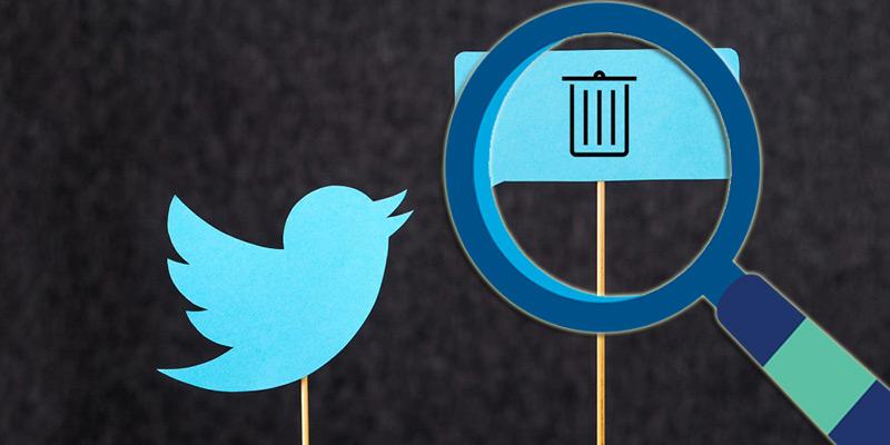 Come eliminare tutti i tweet in modo massiccio e automatico per cancellare il tuo profilo Twitter? Guida passo passo 1
