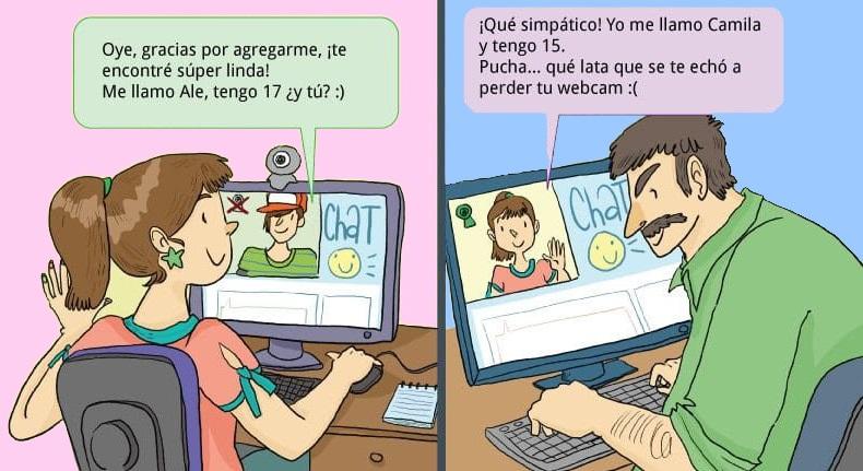 Toelettatura: Qual è questa nuova forma di cyberbullismo che può colpire i tuoi figli? 1