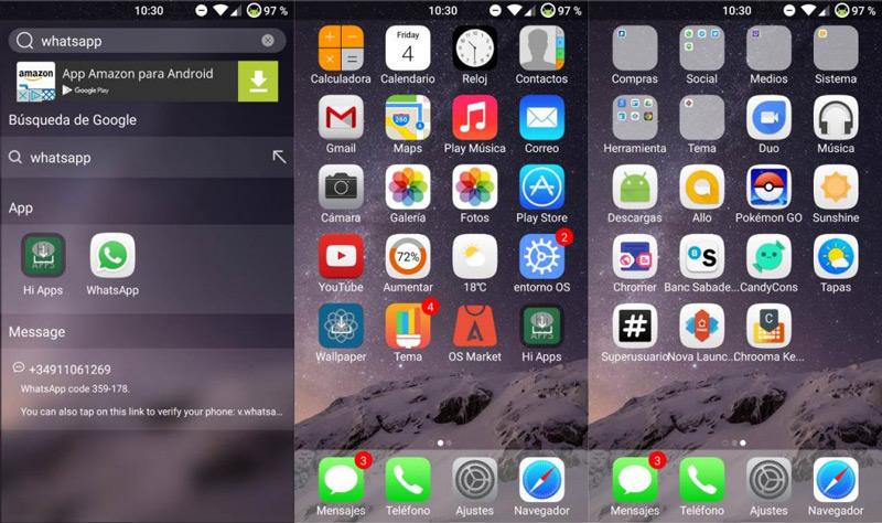 Quali sono i migliori lanciatori per personalizzare il tuo telefono iPhone? Elenco 2019 1