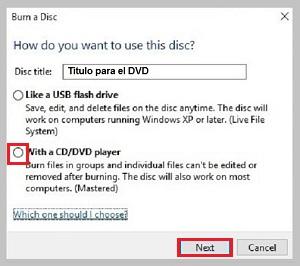 Come masterizzare un DVD con film o video su Windows o Mac? Guida passo passo 1