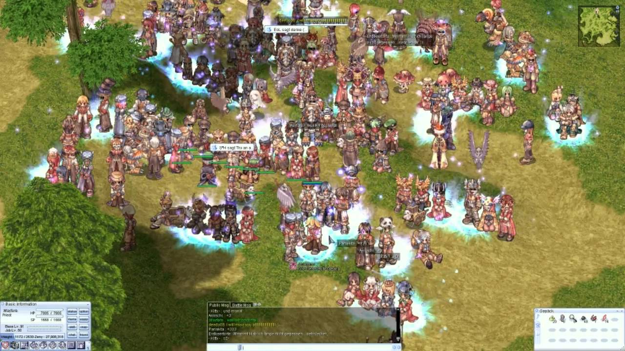 Come giocare a Ragnarok online su Android. Il MMORPG Classic 2