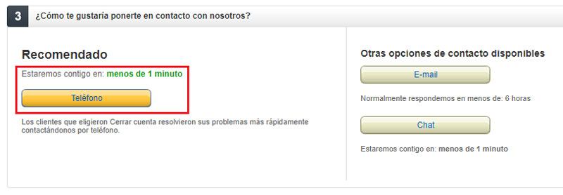 Come eliminare un account Amazon e annullare l'iscrizione a Prime? Guida passo passo 6