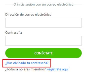 Come accedere a Twoo in spagnolo facilmente e rapidamente? Guida passo passo 7