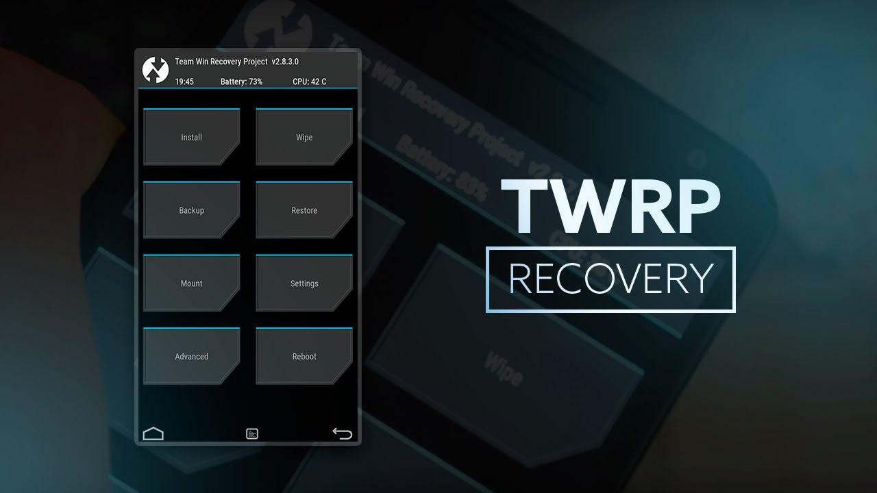 Come installare TWRP Recovery su Android [per sempre] 1