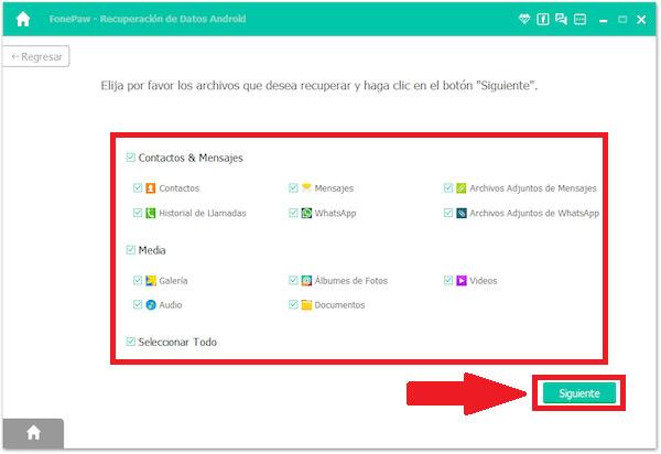 Come recuperare messaggi di testo o SMS cancellati sul tuo telefono Android o iPhone? Guida passo passo 3