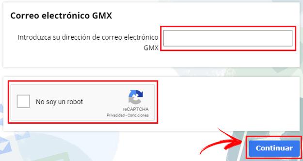 Come accedere all'e-mail GMX in spagnolo facilmente e rapidamente? Guida passo passo 9