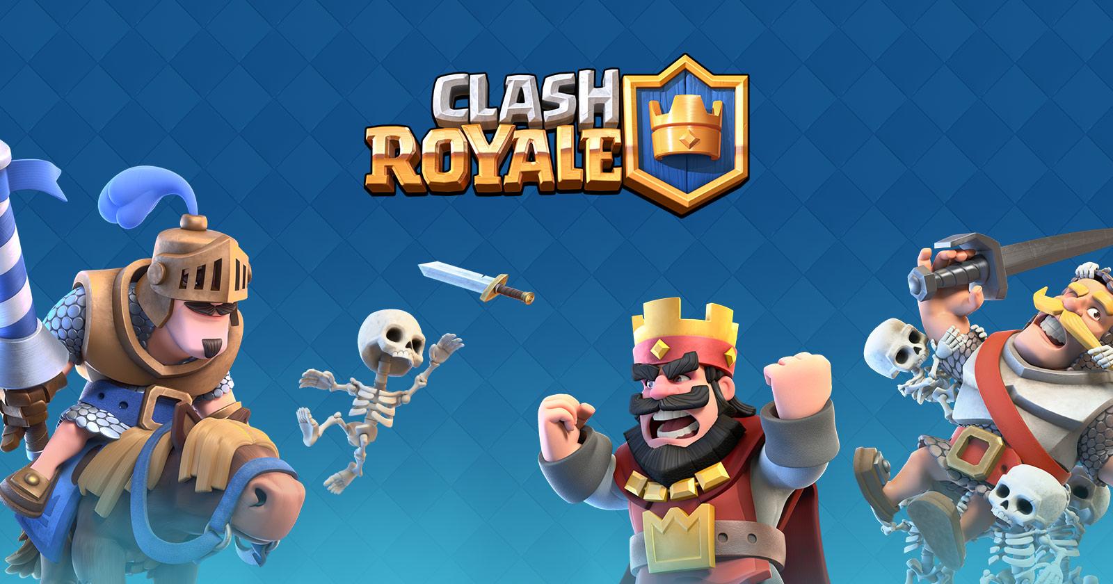 Acquista il rimborso su Clash Royale 1