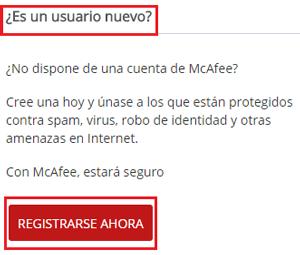 Come creare un account McAfee Antivirus gratuito? Guida passo passo 8