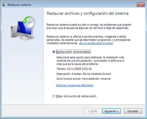 Come riavviare il sistema operativo Windows 7? 1