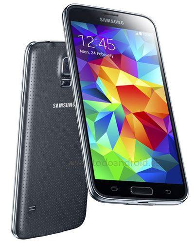 Come riavviare un cellulare Samsung? 1