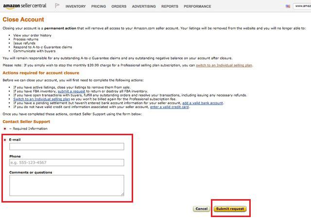 Come eliminare un account Amazon e annullare l'iscrizione a Prime? Guida passo passo 10
