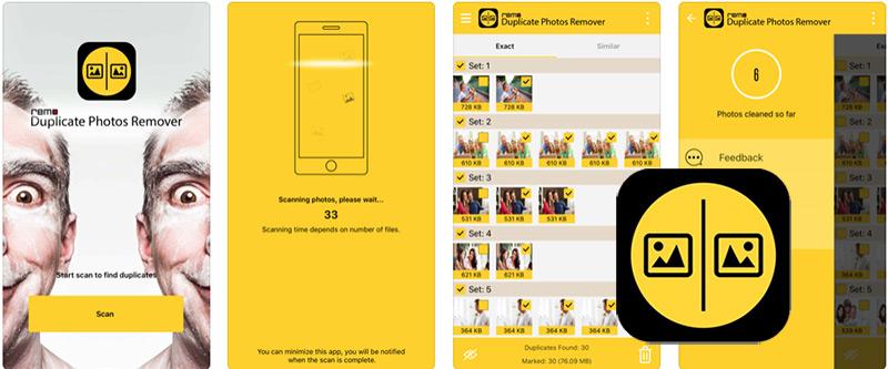 Quali sono le migliori applicazioni per cancellare tutte le tue foto duplicate su Android e iPhone? Elenco 2019 2