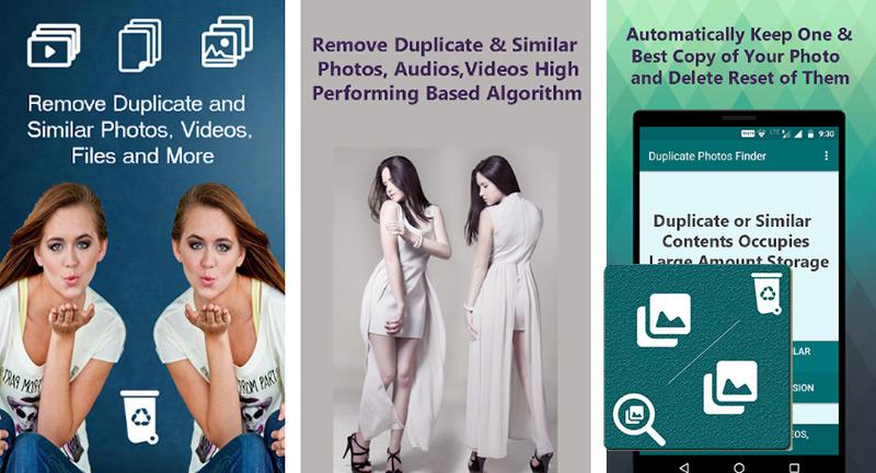 Quali sono le migliori applicazioni per cancellare tutte le tue foto duplicate su Android e iPhone? Elenco 2019 21