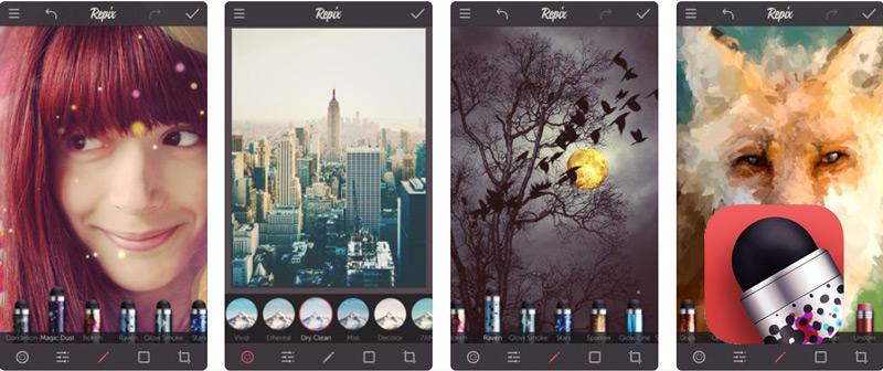 Quali sono le migliori applicazioni per modificare foto e immagini gratuitamente per Android e iPhone? Elenco 2019 13