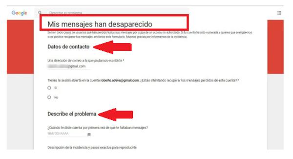 Come recuperare email cancellate molto tempo fa nel tuo account Gmail? Guida passo passo 5