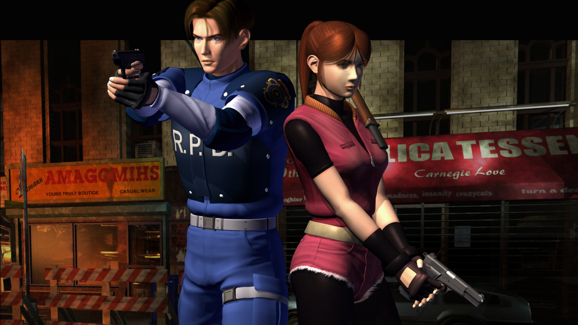 Resident Evil 2 per Android 1