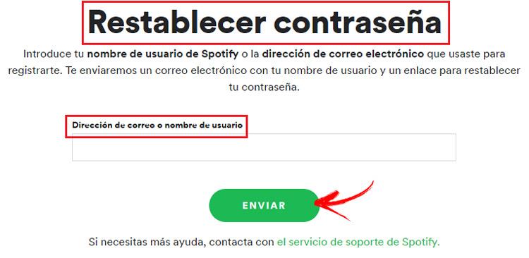 Come accedere a Spotify? Guida passo passo 10