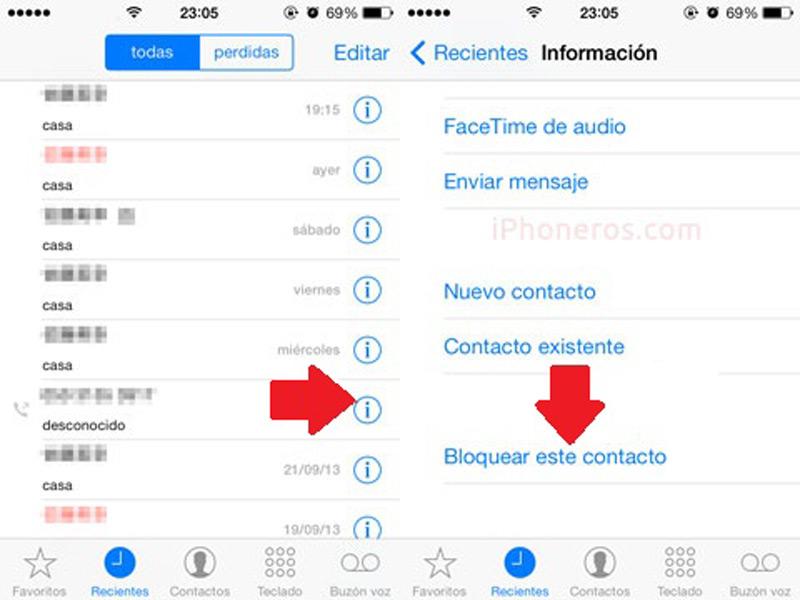 Come bloccare le chiamate in arrivo da un numero di telefono su Android e iPhone? Guida passo passo 6