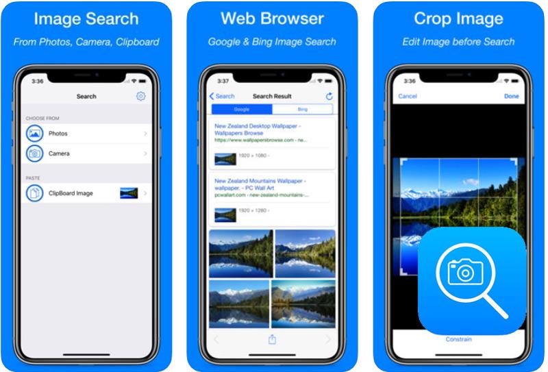 Quali sono i migliori strumenti e servizi per cercare immagini da altre immagini? Elenco 2019 10
