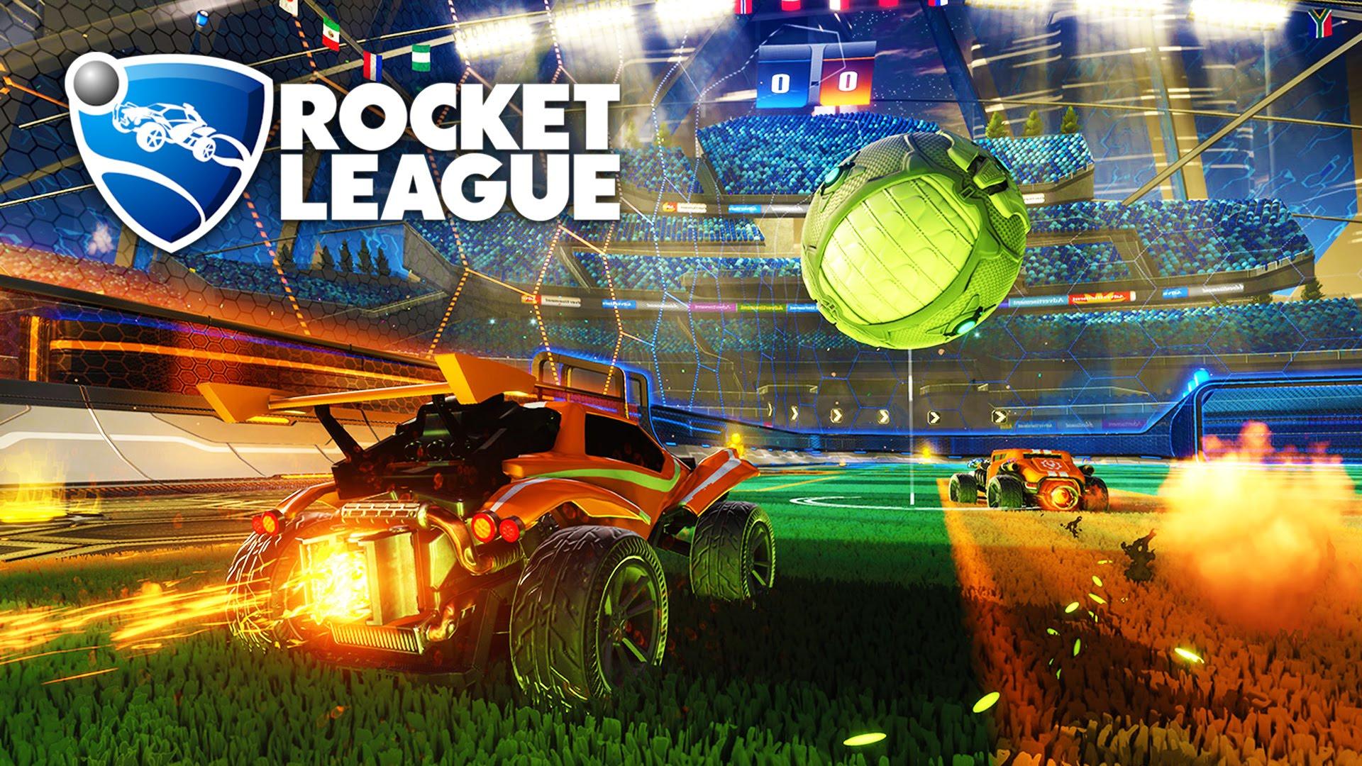 Scarica Rocket League per iOS. Giochi di calcio con Cars, una follia, ma buono 1
