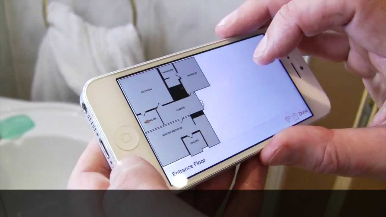 Scarica RoomScan Pro per Android. Misure precise di qualsiasi stanza 1