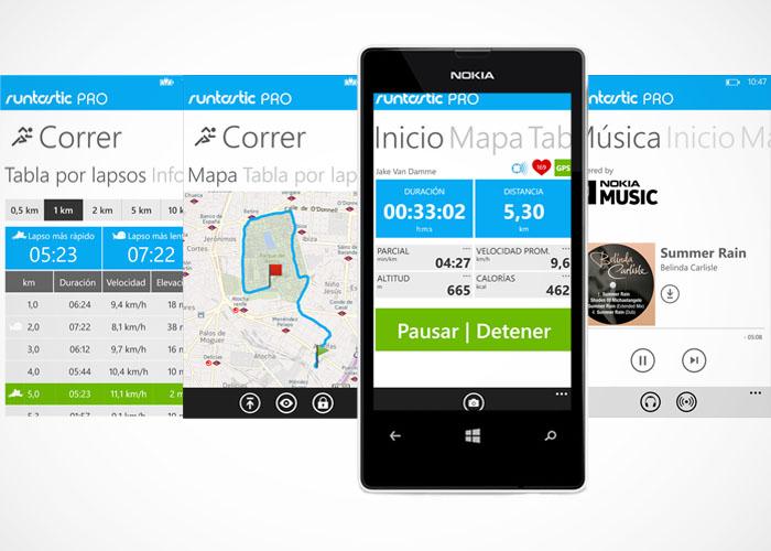 Scarica Runtastic per Windows Phone. Se ti alleni, questa è la tua app 1
