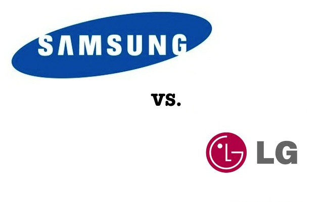 Differenza tra Samsung e LG 1