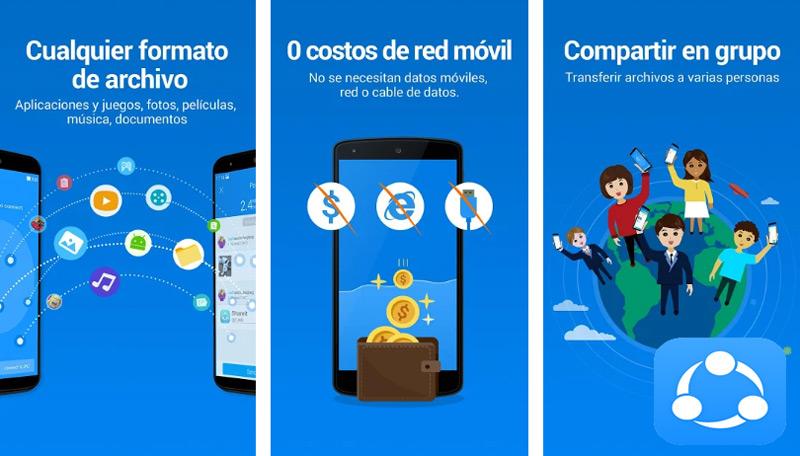 Quali sono le migliori applicazioni per condividere e trasmettere informazioni tra cellulari Android e iOS? Elenco 2019 5