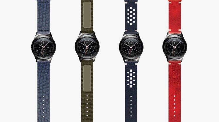 Samsung Gear S2: le migliori cinghie di personalizzazione 4