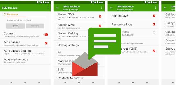 Come recuperare messaggi di testo o SMS cancellati sul tuo telefono Android o iPhone? Guida passo passo 21