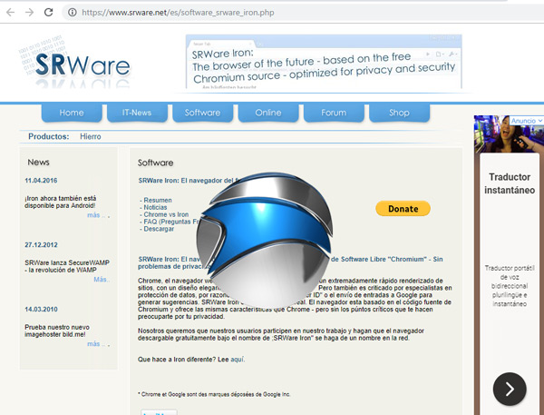 Quali sono i migliori browser anonimi per navigare in Internet in privato? Elenco 2019 5